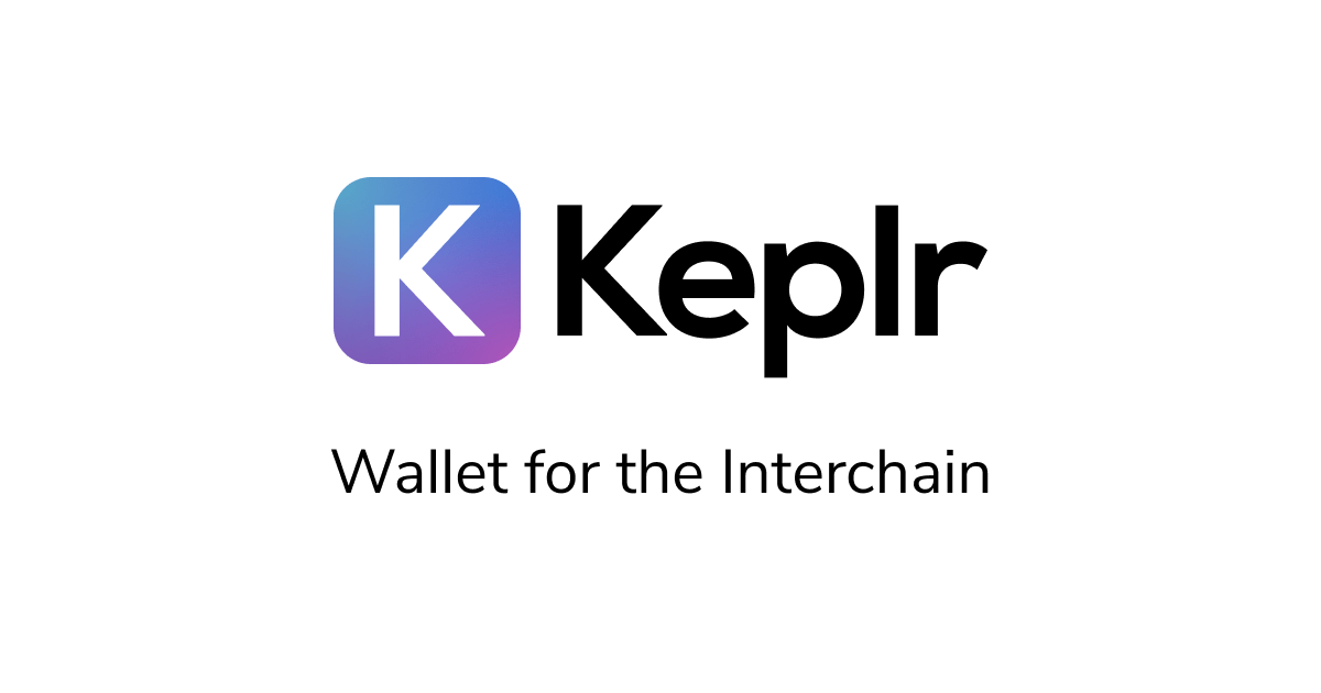 Keplr公式画像