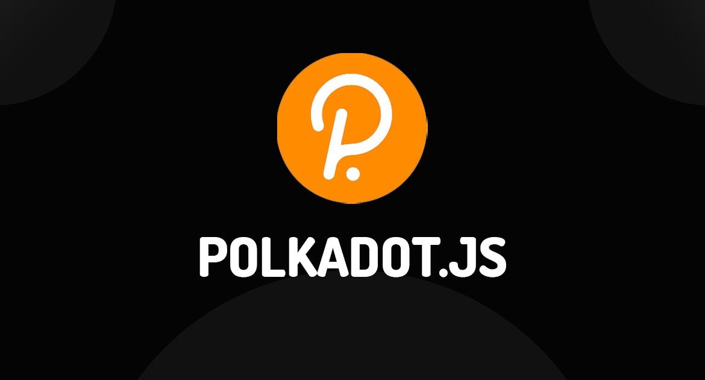Polkadot{.js}の作成から基本的な使い方、復元までを解説!